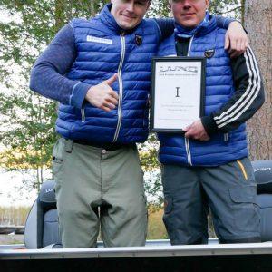 Lund Predator Classic 2017 voittajat Toni Pohjalainen