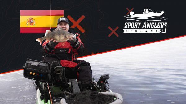 Sport Anglers Finland arvonta taustakuva.